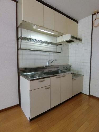 ファミール篠栗 / 402号室キッチン