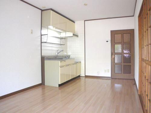 ファミール篠栗 / 405号室キッチン