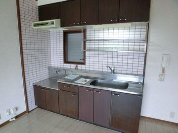 グランドール藤本 / 202号室キッチン