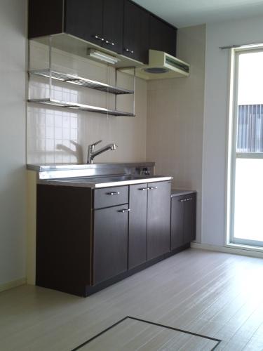 メロディーハイツ / 101号室キッチン