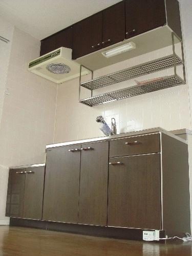 メロディーハイツ / 202号室キッチン