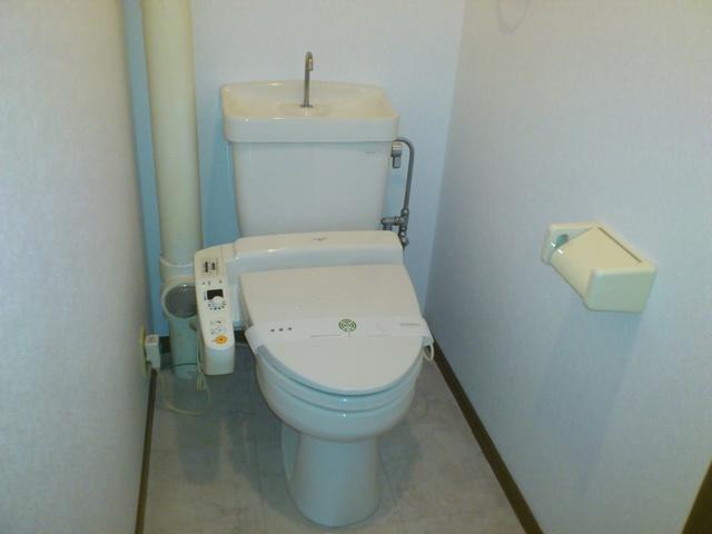 タウンコート志免 / 403号室トイレ