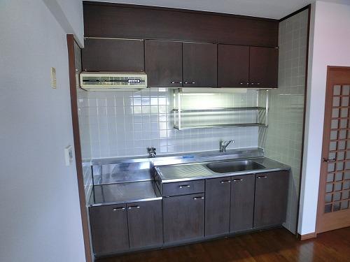 タウンコート志免 / 601号室キッチン