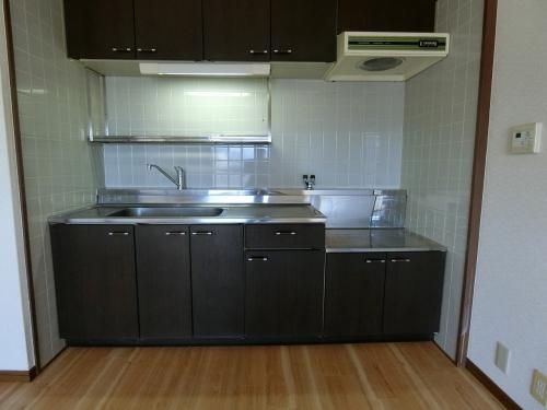 タウンコート志免 / 602号室キッチン