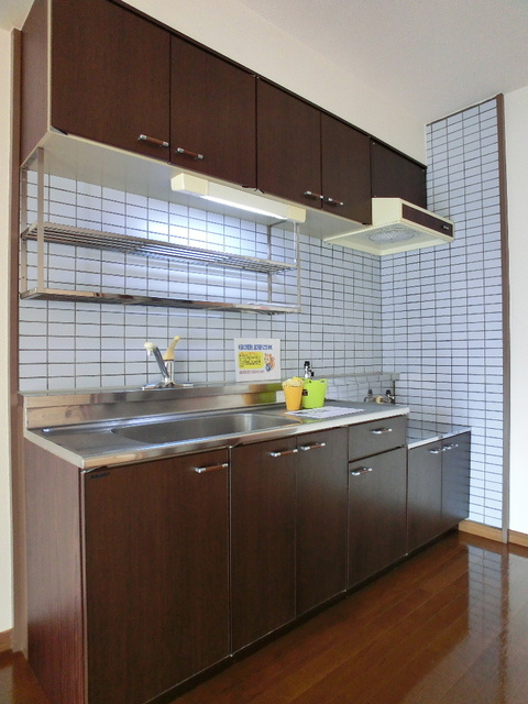 エクセルE・F / 306号室キッチン