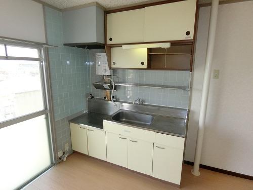 工藤ビル / 402号室キッチン