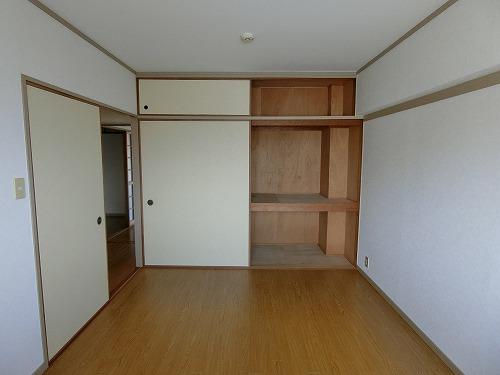 シティハイツ篠栗 / 402号室収納