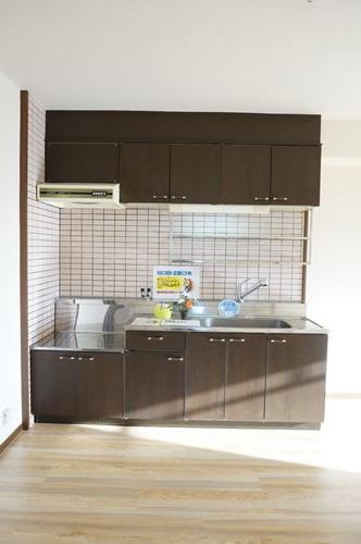 リバーサイド貝田 / 101号室キッチン