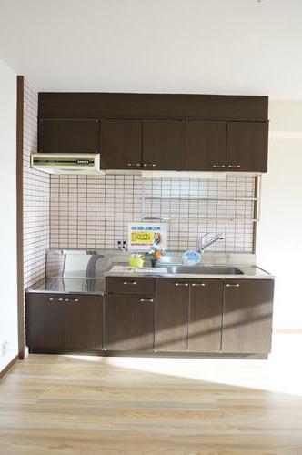 リバーサイド貝田 / 201号室キッチン