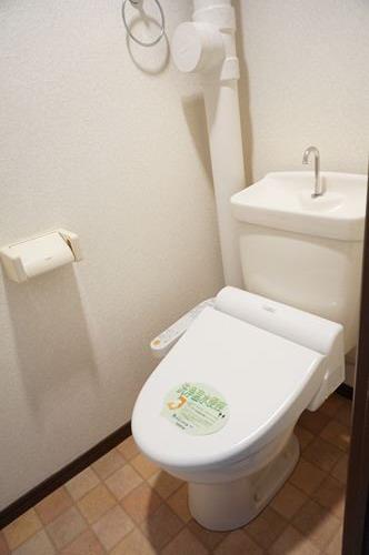 リバーサイド貝田 / 203号室トイレ