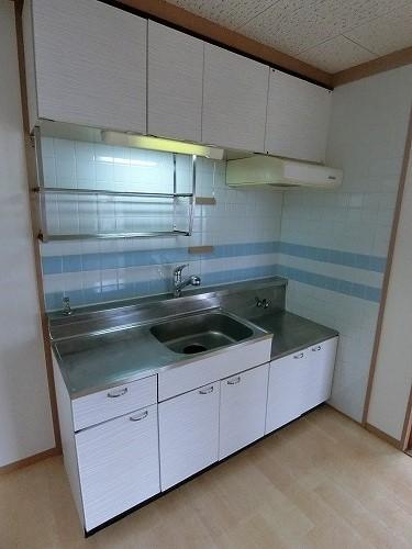 アイビーハイツ / 301号室キッチン