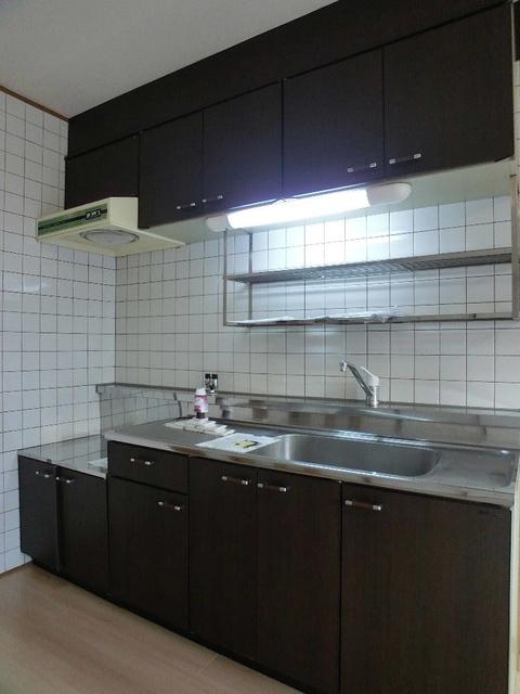 リバーサイド志免 / 401号室キッチン