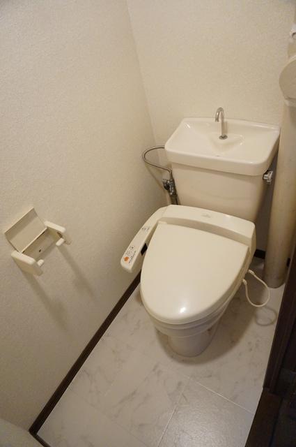 サンシャイン篠栗 / 2-102号室トイレ