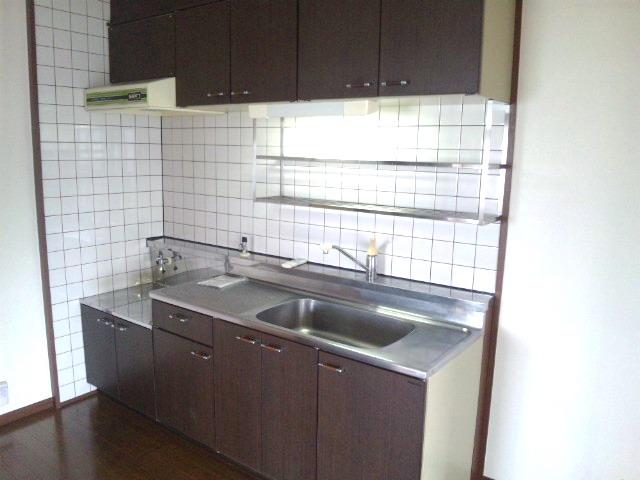 サンシャイン篠栗 / 2-301号室キッチン