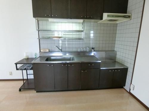 ハイ・アルブル迎田 / 403号室キッチン