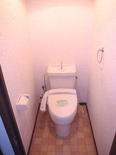レジデンス・ウィステリア24 / 107号室トイレ