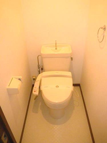 レジデンス・ウィステリア24 / 407号室トイレ
