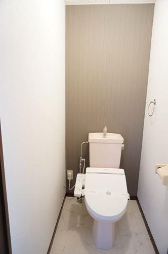 エースワン粕屋 / 101号室トイレ