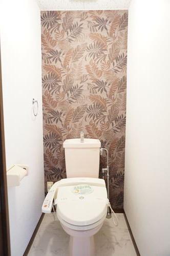 エースワン粕屋 / 303号室トイレ
