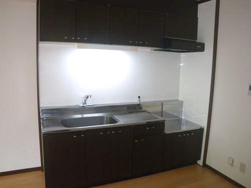 エースワン粕屋 / 403号室キッチン