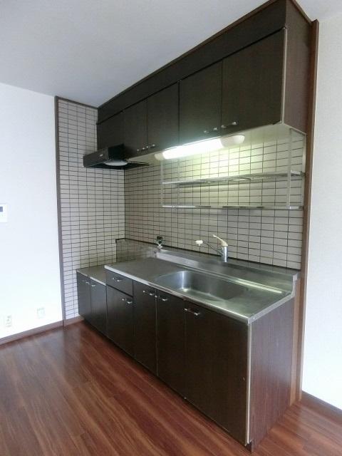セントレージ博多 / 202号室キッチン