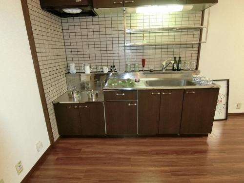 セントレージ博多 / 203号室キッチン