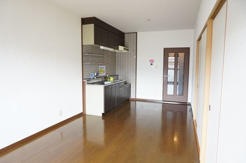 セントレージ博多 / 305号室キッチン