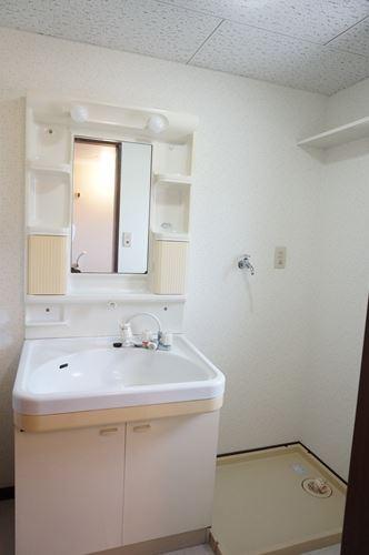 ヴィラフェリス空港南 / 401号室洗面所