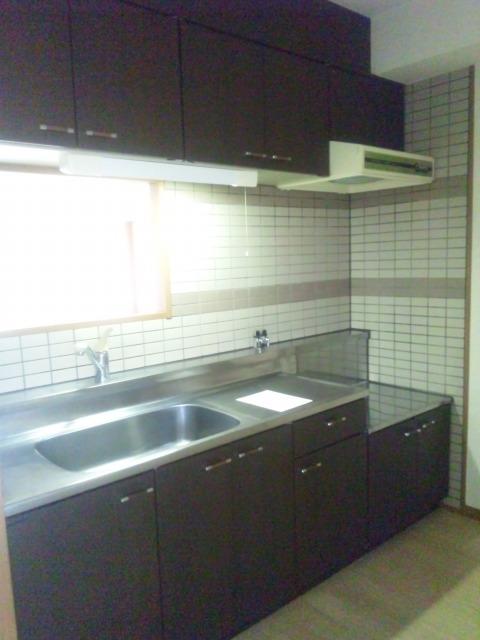 プレミール須恵 / 303号室キッチン