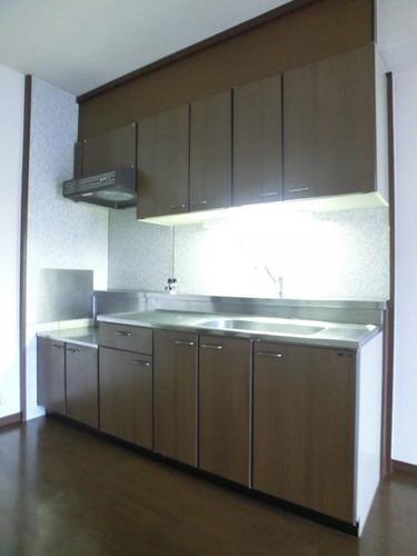 博多の森南 / 203号室キッチン