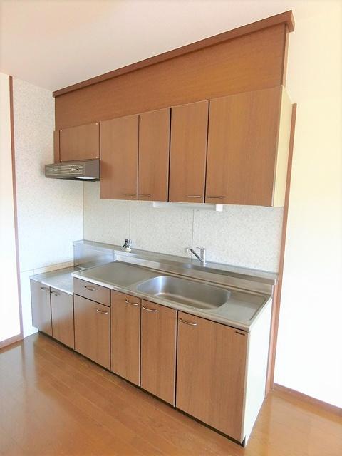 博多の森南 / 205号室キッチン