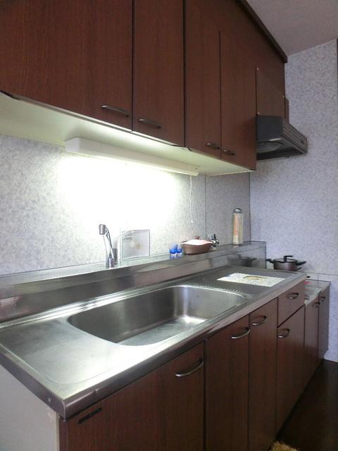博多の森南 / 206号室キッチン