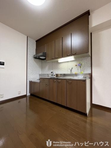博多の森南 / 305号室キッチン