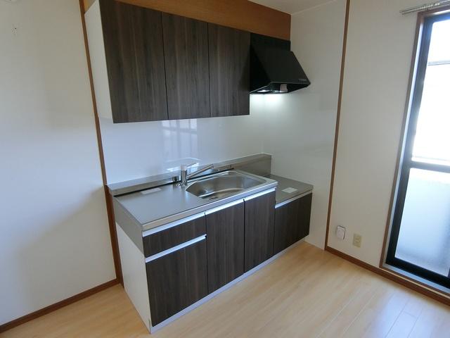 ティアラ 安川 / 203号室キッチン