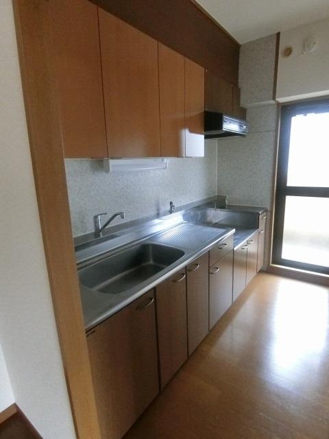 サンヒルズTAKEDAⅡ / 201号室キッチン