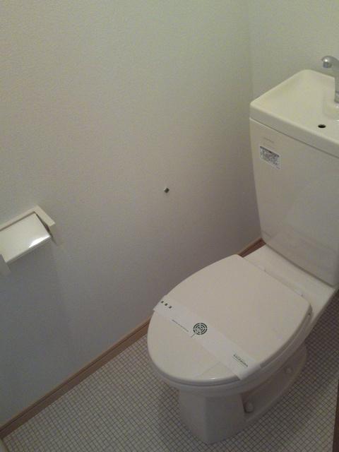 コーポ上野 / 101号室トイレ