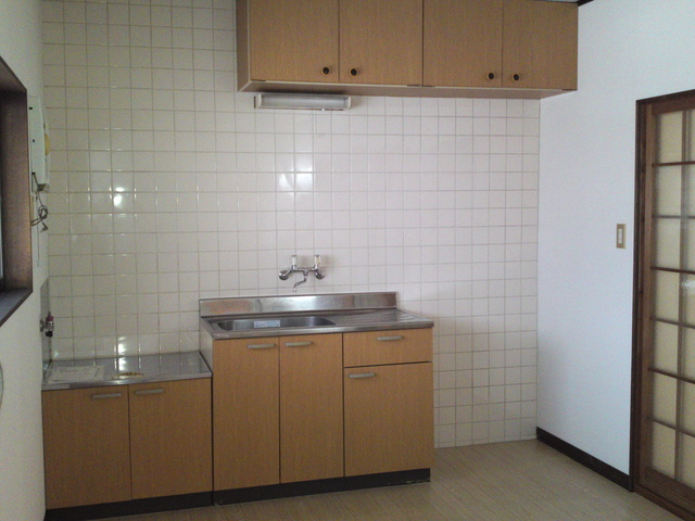 コーポ上野 / 103号室キッチン