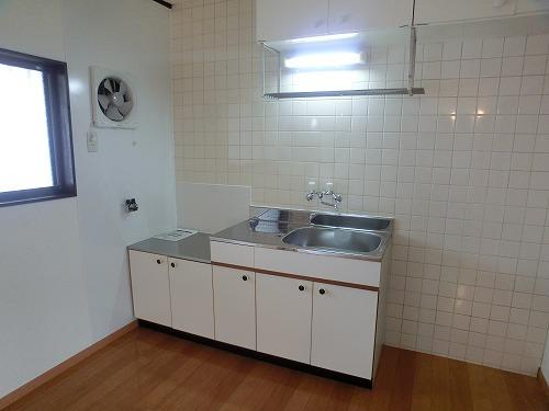 コーポ上野 / 106号室キッチン
