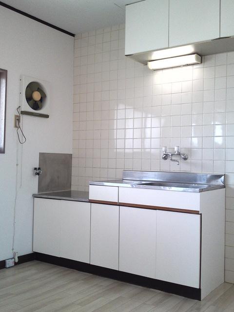 コーポ上野 / 107号室キッチン