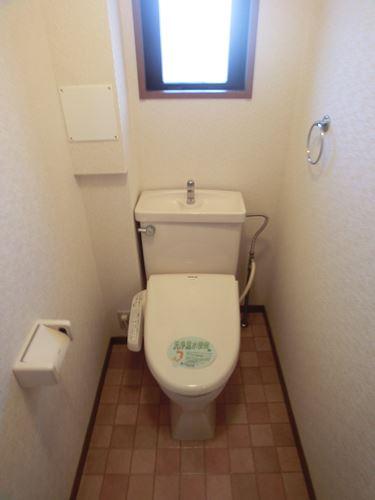 キャピタル長者原 / 103号室トイレ