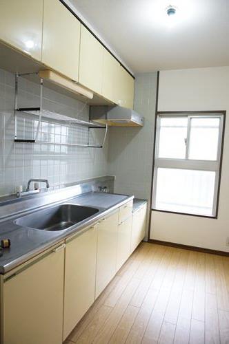 サンヒルズ竹田 / 101号室キッチン