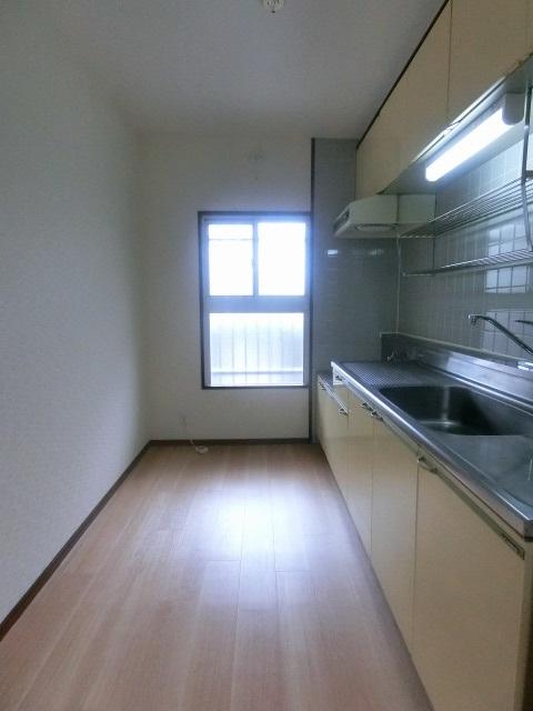 サンヒルズ竹田 / 102号室キッチン