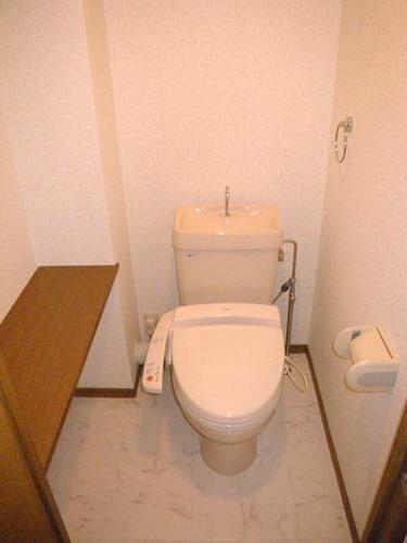 リバーサイド篠栗 / 301号室トイレ