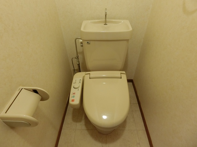 カーサ宮の前 / 403号室トイレ