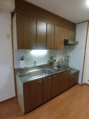 カーサ宮の前 / 701号室キッチン