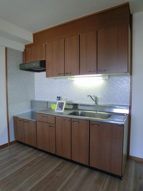 カーサ宮の前 / 703号室キッチン