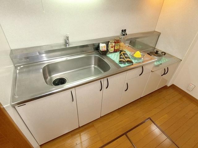 ネオパレス長者原 / 102号室キッチン