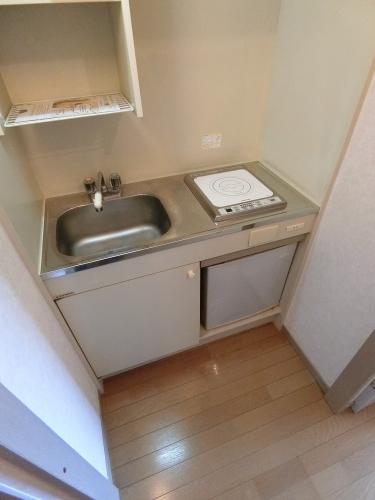 プレデュパルク壱番館 / 307号室キッチン