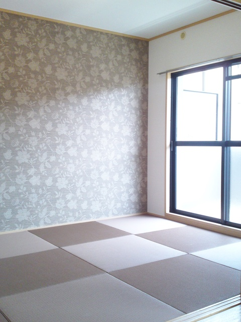 リヴェール伊賀Ⅱ / 203号室和室