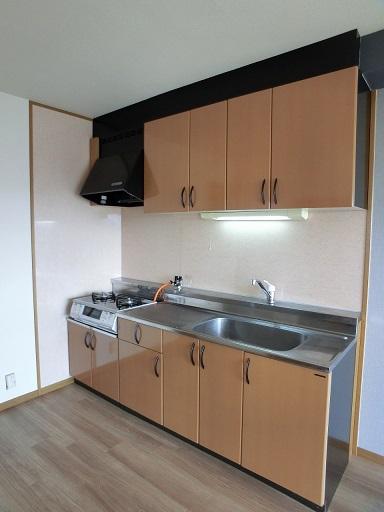 リヴェール伊賀Ⅱ / 205号室キッチン